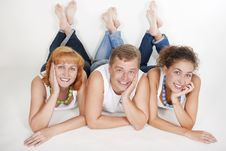 Free Happy Family Royalty Free Stock Image - 16362966