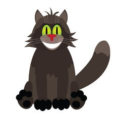 Free Happy Cat Stock Photo - 16365330