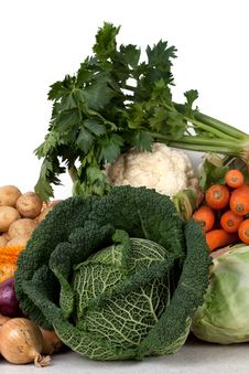 Free Autumn Harvest Stock Photo - 16365480