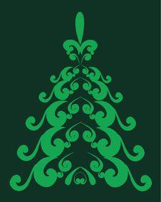 Free Christmas Tree Royalty Free Stock Photos - 16365498