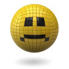 Free Sad Smiley Stock Photography - 16365562