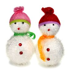 Free Toy Decoration Snow Man Royalty Free Stock Photography - 16365667