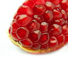 Free Ripe Pomegranate Stock Photography - 16366022