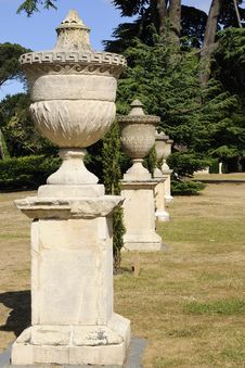 Free Closeup With Gardens Ornaments Stock Photo - 16366500
