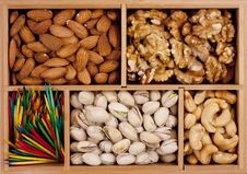 Free Nuts Stock Images - 16367544