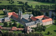 Free Monastery Premonstratensian Royalty Free Stock Images - 16368249