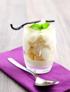 Free Vanilla Ice Royalty Free Stock Photography - 16369017