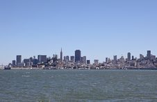 Free San Francisco Skyline Royalty Free Stock Photography - 16369537