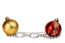 Free Decorations For New Year And Christmas Royalty Free Stock Photography - 16369807