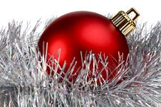 Free Decorations For New Year And Christmas Stock Image - 16369861