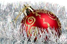 Free Decorations For New Year And Christmas Royalty Free Stock Photos - 16369888