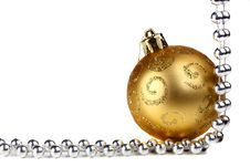 Free Decorations For New Year And Christmas Stock Image - 16369891