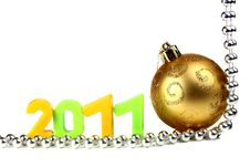 Free Decorations For New Year And Christmas Stock Photos - 16369903