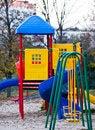 Free Children S Playground Stock Photo - 16370300