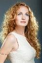 Free Portrait Of Beautiful Lady Stock Photo - 16378420