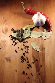Free Spice Royalty Free Stock Photography - 16370017