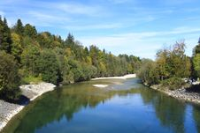 Free River In Autumn Stock Photography - 16371662