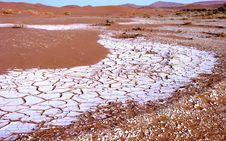 Free Namibian Sand Dunes Royalty Free Stock Images - 16371889