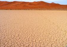 Free Namibian Sand Dunes Stock Photography - 16372062