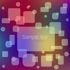 Free Abstract Colorful Card Stock Image - 16372291