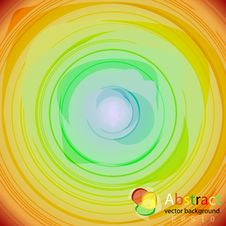 Free Abstract Radial Colorful Background Stock Photography - 16372302