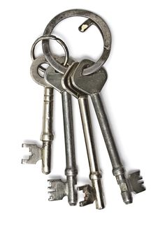Free A Bunch Of Keys Stock Image - 16372551