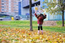 Free Adorable Small Girl With Long Dark Hair Royalty Free Stock Image - 16372716