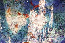 Free Grunge Textured Background Stock Photo - 16373220