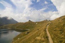 Free Alpine Lake Stock Images - 16373324
