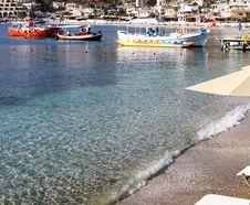 Island Of Crete Royalty Free Stock Image