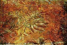 Free Grunge Textured Background Stock Photo - 16373350