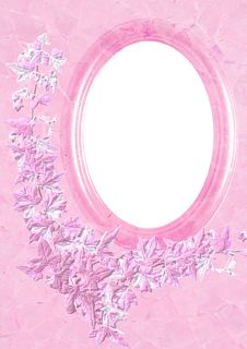 Free Decorative Oval Frame Stock Photo - 16373510