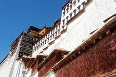 Free Potala Palace In Tibet Royalty Free Stock Photos - 16373658