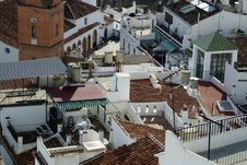 Free Andalusian Rooftops Royalty Free Stock Photography - 16373927