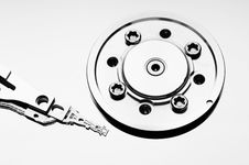 Free Hard Disk Drive Stock Image - 16374071