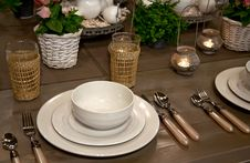 Free Seasonal Table Stock Images - 16374104