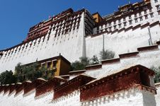 Free Potala Palace In Tibet Royalty Free Stock Images - 16374139