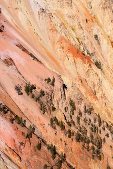 Free Red Rock Hill Slope Royalty Free Stock Photos - 16375088