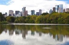 Free Central Park, New York Royalty Free Stock Photography - 16376367