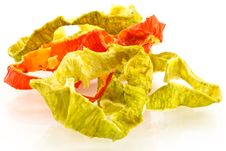 Free Dried Sweet Peppers Stock Image - 16377491
