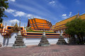 Free Wat Pho Temple, Thailand Stock Image - 16383951