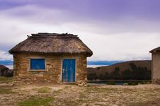 Free Bolivian House Stock Image - 16383271