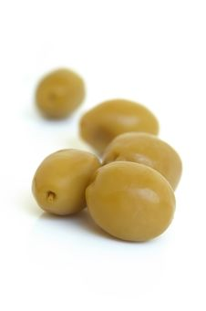 Free Tinned Olives Stock Photography - 16383402