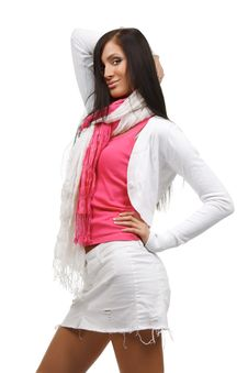 Free Posing Beauty Stock Photo - 16384140