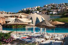 Free Resort Scene Stock Image - 16384301