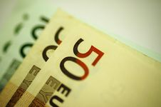 Free Euro Notes Royalty Free Stock Image - 16384796