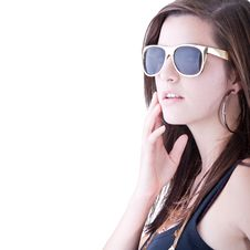 Free Teenager In Style Stock Image - 16385001