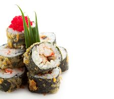 Free Tempura Roll Stock Images - 16385774