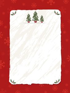 Free Christmas Paper Royalty Free Stock Image - 16385846