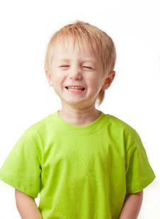 Free Boy Smiling Royalty Free Stock Images - 16386029